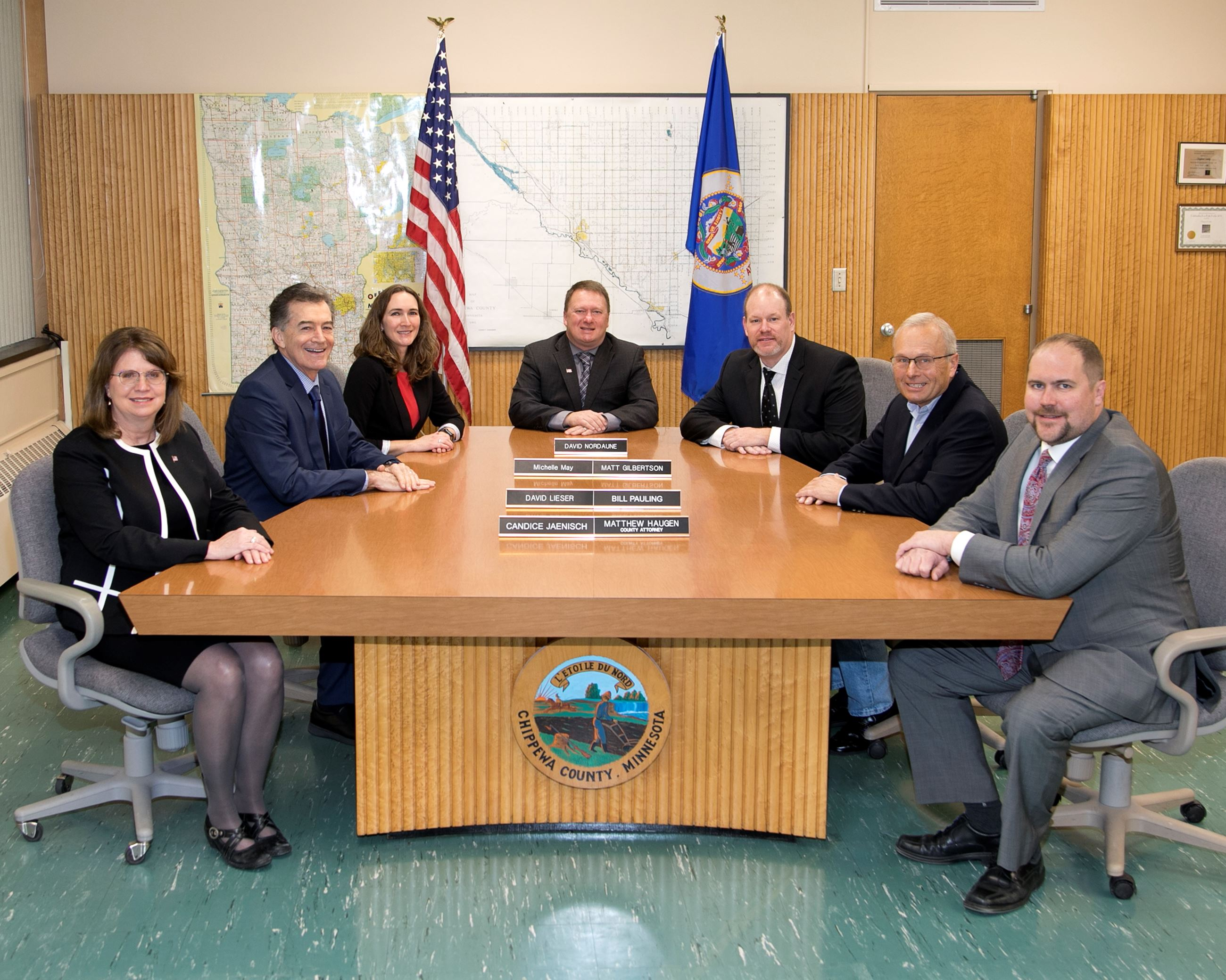 Chippewa County Board of Commissioners
